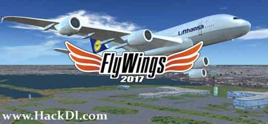 Flight Simulator FlyWings 2017 apk