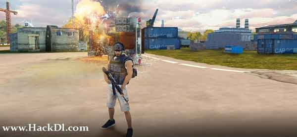 Free Fire - Battlegrounds Hack 1.7.10 (MOD,Unlocked) Apk+Data