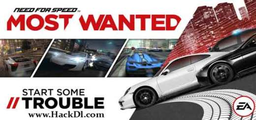 Need for Speed ​​Most Wanted Mod Apk