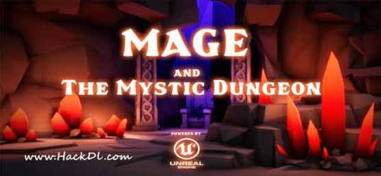 Mage and The Mystic Dungeon apk