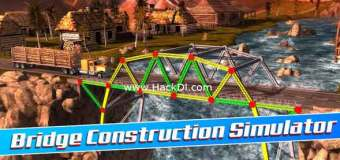 Bridge Construction Simulator Hack 1.2.1 (MOD,Unlocked) Apk