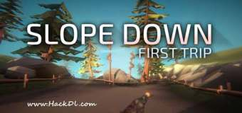 Slope Down: First Trip Hack 2.29.8 (MOD,Unlocked) Apk
