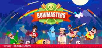 Bowmasters Hack 2.12 (MOD,Infinite coin) Apk