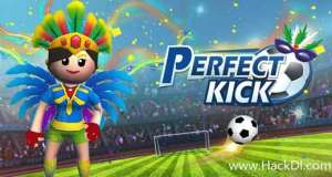 Perfect Kick MOD Unlimited Money apk