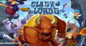 Clash of Lords Mod apk
