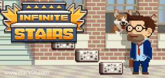 Infinite Stairs Hack 1.2.70 (Mod,Unlimited Money) Apk