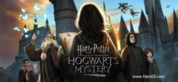 Harry Potter Hogwarts Mystery MOD Unlimited Money apk Android