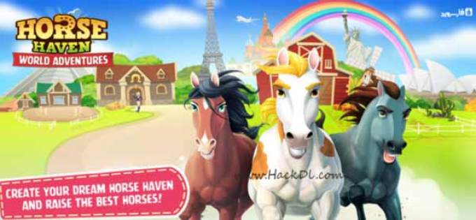 Horse Haven World Adventures MOD Unlimited Money apk