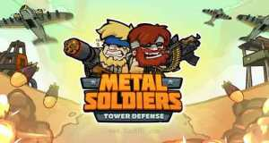 Metal Soldiers TD MOD Unlimited Money apk