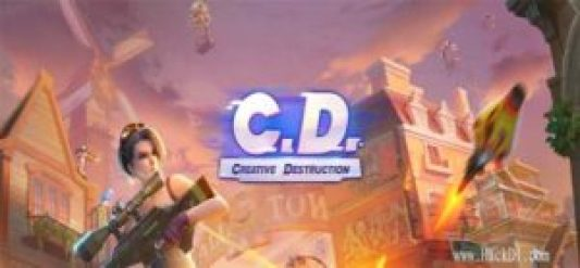 Creative Destruction MOD Unlimited Money apk