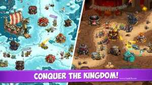 Kingdom Rush: Vengeance MOD Unlimited Money apk Android
