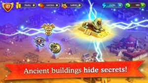 Cradle of Empires Match-3 Game MOD Unlimited Money apk Android
