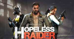 Hopeless Raider-Zombie Shooting Games MOD Unlimited Diamonds apk Android
