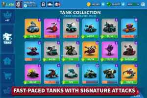 Tank Raid Online MOD Unlimited Money apk Android