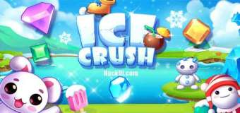 Ice Crush Mod Apk 4.3.9 (Hack, Unlimited Snowball/Coins)