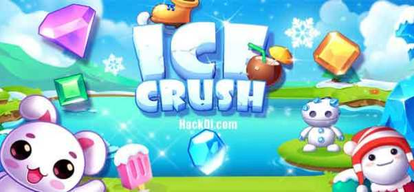 Ice Crush Mod Unlimited Coin Apk