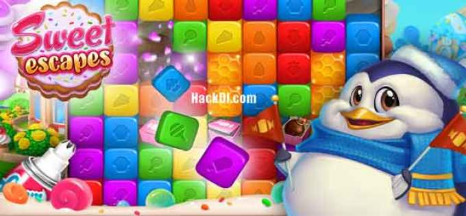 Sweet Escapes Mod Unlimited Coin Apk