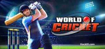 World of Cricket: World Cup 2021 Hack Apk 11.4 (MOD,Unlimited Money)