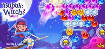 Bubble Witch 2 Saga Hack Apk 1.131.1 (MOD, Unlimited Boosters)