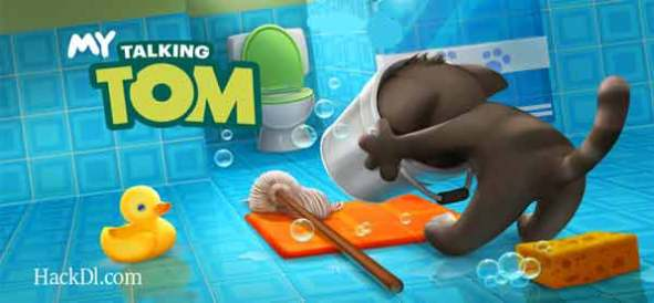 My Talking Tom Mod Unlimited Coin Apk