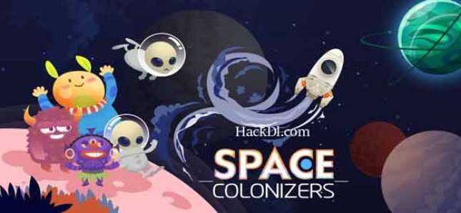 Space Colonizers Idle Clicker Incremental MOD Unlimited Money apk