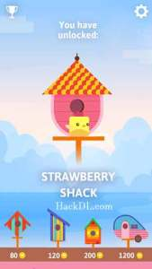 Stacky Bird Mod Unlimited Coin Apk