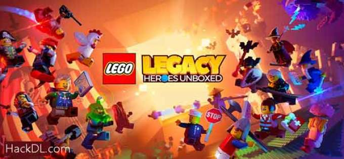 LEGO Legacy: Heroes Unboxed mod apk unlimited money