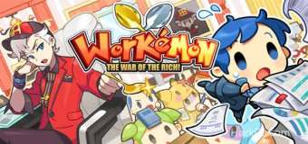 WorkeMon Hack Apk 1.0.31 (Mod,Unlimited Ruby and Coin)