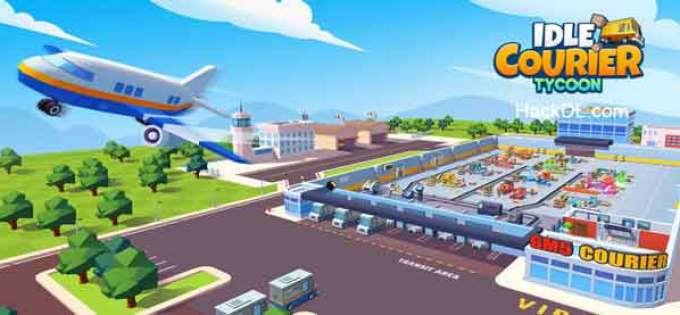 Idle Courier Tycoon mod apk latest version