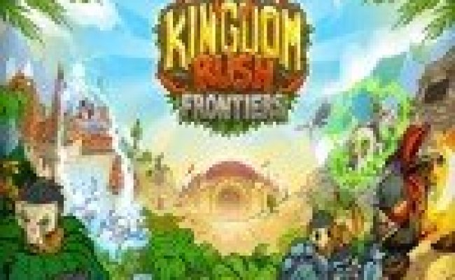 Kingdom Rush Frontiers Hacked Unblocked