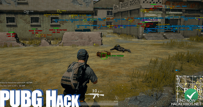 PUBG Hacks Aimbots Wallhacks And Other Cheating Software PLAYERUNKNOWNS BATTLEGROUNDS For
