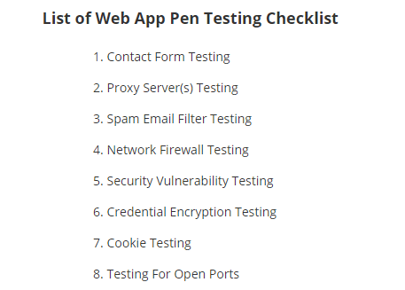 free tools for security testing of web applications