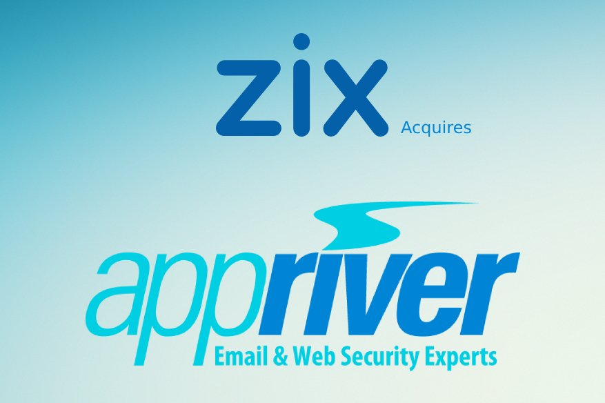 The Marriage Of Two Security Companies Zix Acquires AppRiver