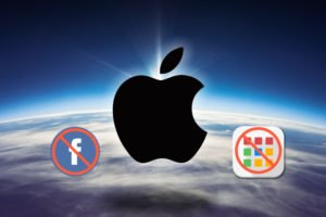 Did Apple Really Ban Facebook and Google's Apps