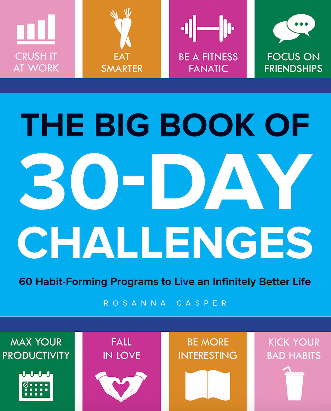 30 Day Fitness Challenge Ideas