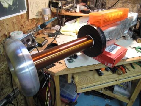 The Tesla gun
