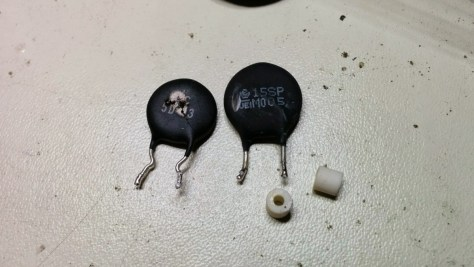5 Ohms at 25C is good enough for me.