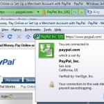 EV SSL Certificate in Browser