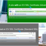 EV SSL Certificate Banner