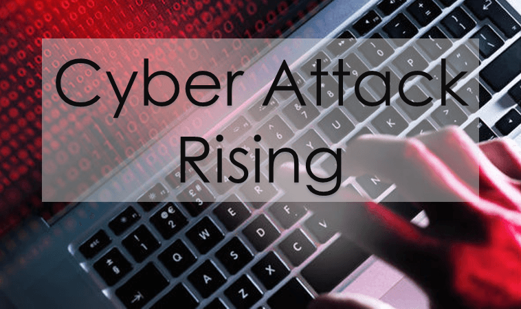 Cyber Attack Rising