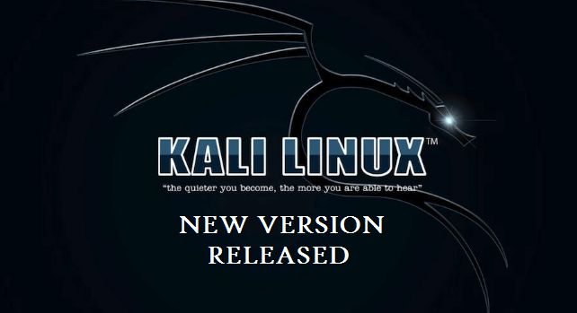 Kali Linux New Version