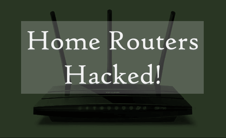 Routers Hacked
