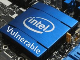 Intel Vulnerable