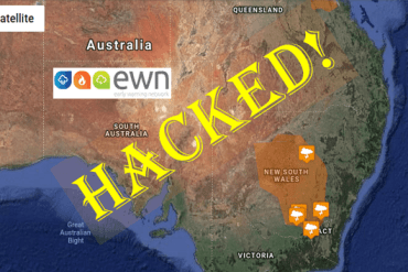 Early Warning Network EWN Hacked
