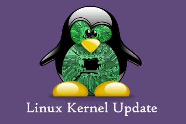 Linux Kernel Update