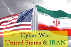 US and IRAN Cyber war