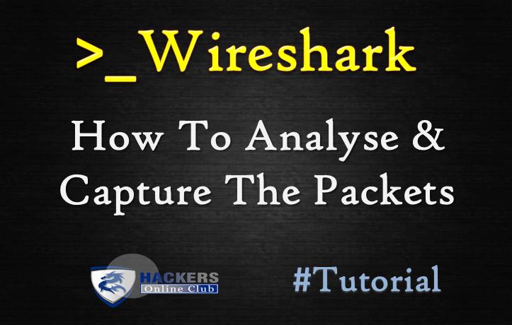 Wireshark Analyse Packets
