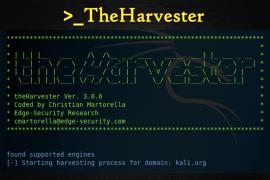 TheHarvester
