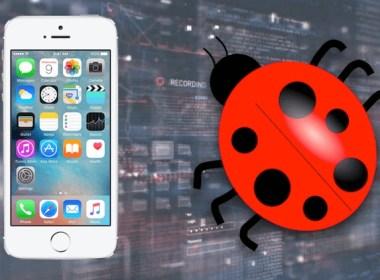 iPhone iOS Bug