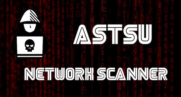 ASTSU Network Scanner